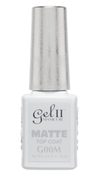 Gel II No Cleanse Matte Top Coat