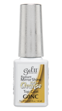 Gel II No Cleanse Top Coat