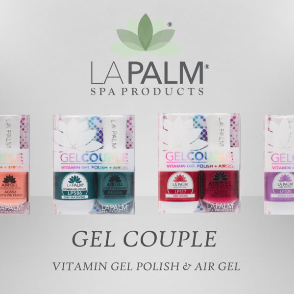 La Palm Gel Polish & Air Gel Polish