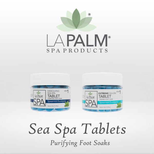 Sea Spa Tablets