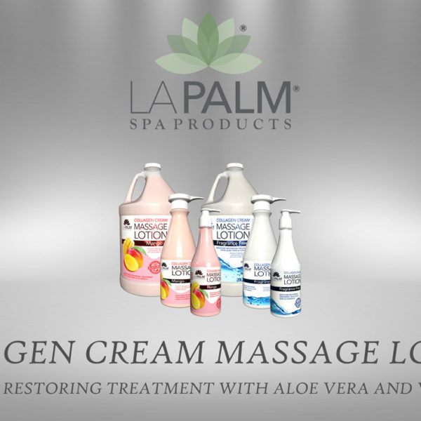 Collagen Cream Massage Lotion
